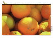 Ventura Orange Stand Carry-all Pouch