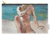 Venus Of The Moon Carry-all Pouch
