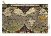 Vera Totius Expeditionis Nauticae Of 1595 Carry-all Pouch