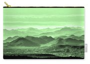 Verdant Hills Of The Tonto Carry-all Pouch