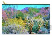 Verdant Spring Mohave Desert Carry-all Pouch
