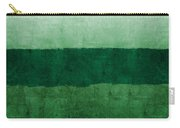 Verde Landscape 1- Art By Linda Woods Carry-all Pouch