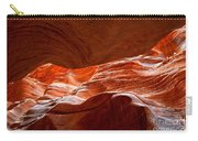 Vermilion Cliffs Abstract Carry-all Pouch