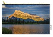 Vermillion Lakes And Mt Rundle Carry-all Pouch