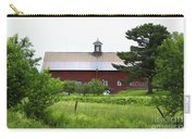 Vermont Barn With Tire Swing Carry-all Pouch