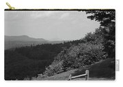 Vermont Countryside 2006 Bw Carry-all Pouch