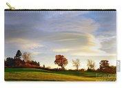 Vermont Hilltop Sunrise Carry-all Pouch