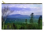 Vermont Skies Carry-all Pouch