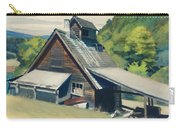 Vermont Sugar House Carry-all Pouch