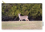 Vermont White-tailed Deer  Carry-all Pouch