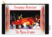 Vernadean Posterized - The Mama Dragon Carry-all Pouch