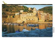 Vernazza, Italy, At Sunset Carry-all Pouch