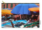 Vernazza Boats Carry-all Pouch