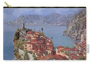 Vernazza-cinque Terre Carry-all Pouch