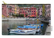 Vernazza Harbor Carry-all Pouch
