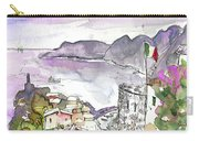 Vernazza In Italy 03 Carry-all Pouch