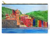 Vernazza Italy Carry-all Pouch