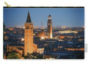 Verona At Night Carry-all Pouch