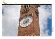 Verona Italy - Beautiful Torre Dei Lamberti Carry-all Pouch