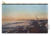 Verrazano Bridge And The Narrows Carry-all Pouch