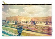Versailles Gardens And Palace In Shabby Chic Style Carry-all Pouch