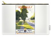 Versailles Travel Poster Carry-all Pouch