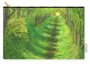 Vertical Tree Tunnel Carry-all Pouch