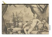 Vertumnus And Pomona Carry-all Pouch