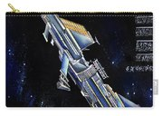 Very Big Space Shuttle Of Alien Civilization Carry-all Pouch