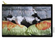 Very Corpulent Mz Kitterz Carry-all Pouch