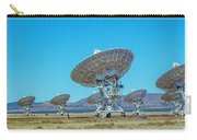 Very Large Array Side View Carry-all Pouch