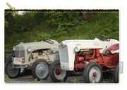 Very Old Ford Tractors Carry-all Pouch
