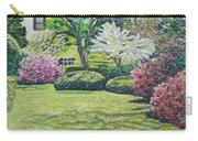 Veterans Park Blossoms Carry-all Pouch