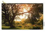 Veterans Park Lagoon Carry-all Pouch