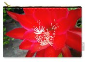 Vibrant Cacti Carry-all Pouch