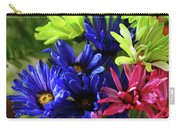 Vibrant Chrysanthemums Carry-all Pouch