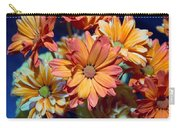 Vibrant Daisies Carry-all Pouch