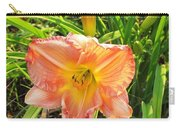 Vibrant Daylilly Carry-all Pouch
