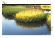 Vibrant Marsh Grasses Carry-all Pouch