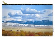 Vibrant Montana Carry-all Pouch