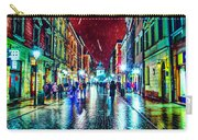 Vibrant Night Life Carry-all Pouch
