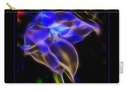 Vibrant Orchid Carry-all Pouch