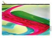 Vibrant Pattern Carry-all Pouch