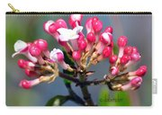 Viburnum Carry-all Pouch