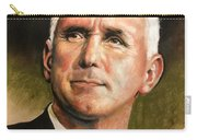 Vice President Mike Pence Portrait Carry-all Pouch