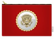 Vice Presidential Service Badge Carry-all Pouch