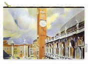 Vicenza Italy Travel Poster Carry-all Pouch