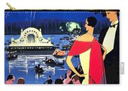 Vichy, Firework At Celebration Night Carry-all Pouch