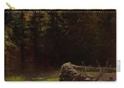 Victor Coleman Anderson  1882  1937 Road By The Woods Carry-all Pouch