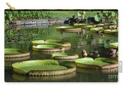 Victoria Amazonica Giant Lily Pads  Carry-all Pouch